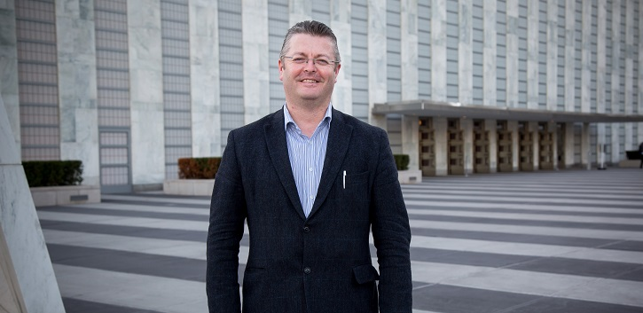 Insight director hailed as data leader in Ireland