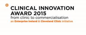 Cleveland Clinic and Enterprise Ireland Clinical Innovation Award