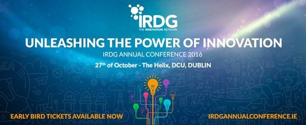Unleashing the Power of Innovation - IRDG Annual Conference