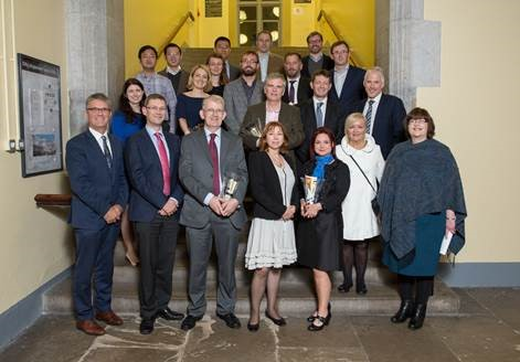 Staff Research Awards 2016