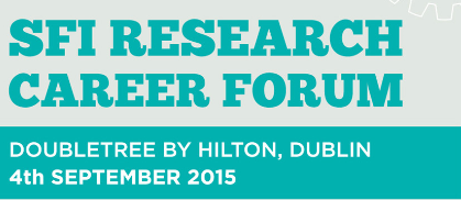 SFI Early Career Researcher Forum and partnering event