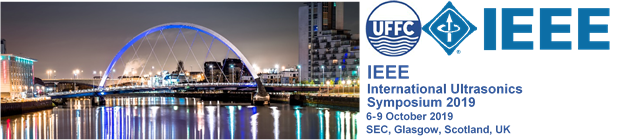Two papers presented at the 2019 IEEE IUS conference in Glasgow, UK
