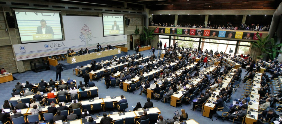 Notes from the United Nations Environment Assembly 2016, by Staurt Warner