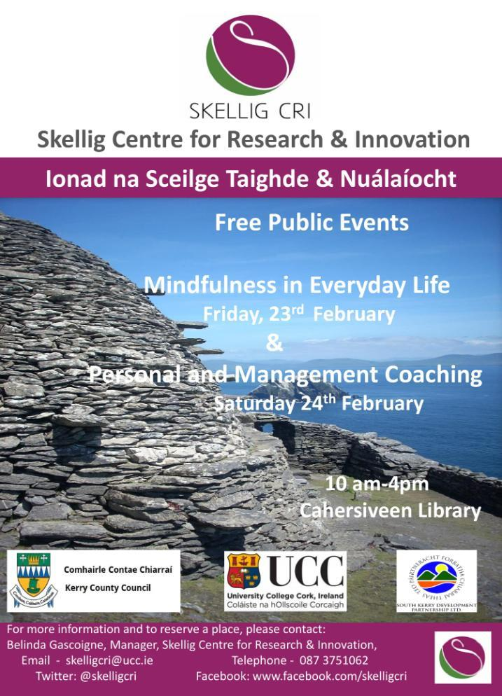 Mindfulness and Coaching Poster