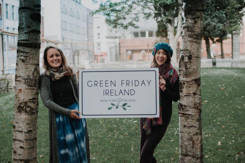 Cork Based Duo Launch Green Friday