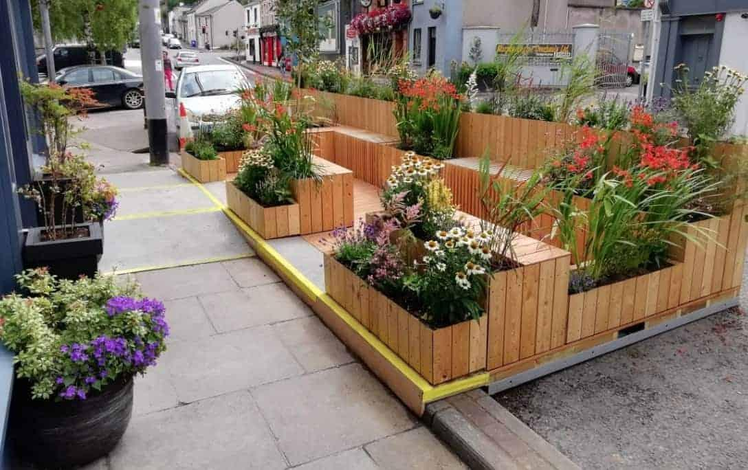 These are the locations for 10 new parklets set to pop up throughout Cork City