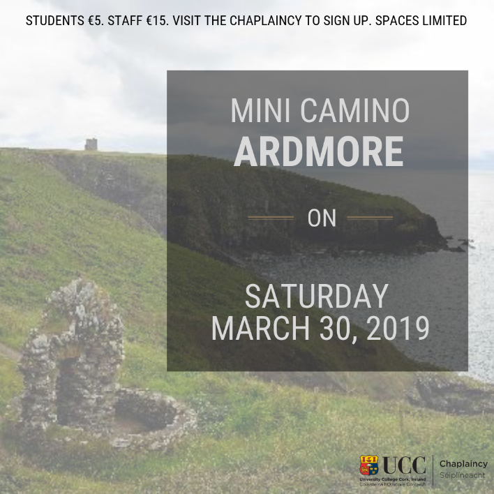 Mini Camino Ardmore, 30 March