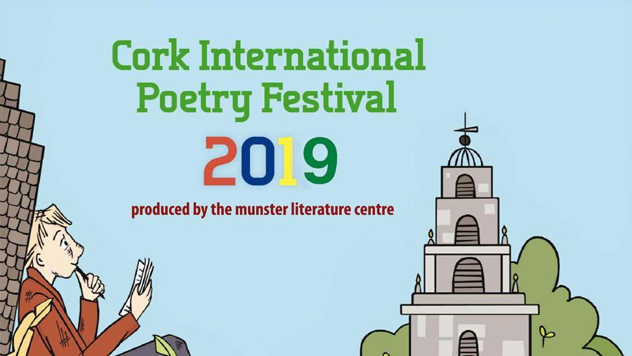 Cork International Poetry Festival, 19-23 March