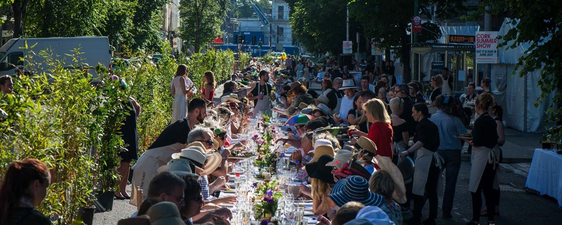 Cork's Long Table, 24th June 2018