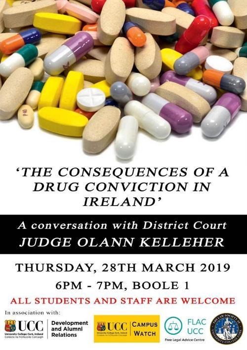 A conversation with Judge Olann Kelleher, 28th March
