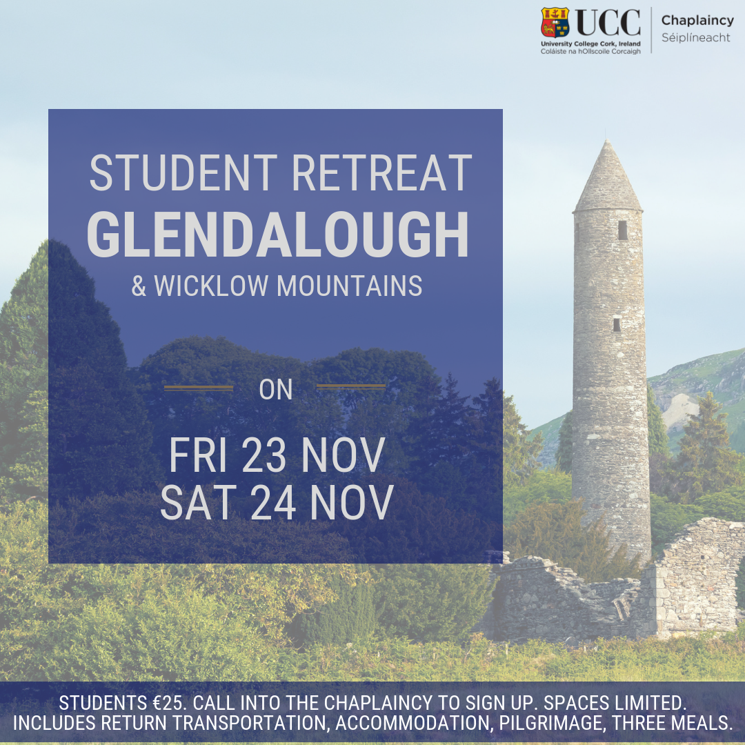 Student Retreat, 23rd & 24th November