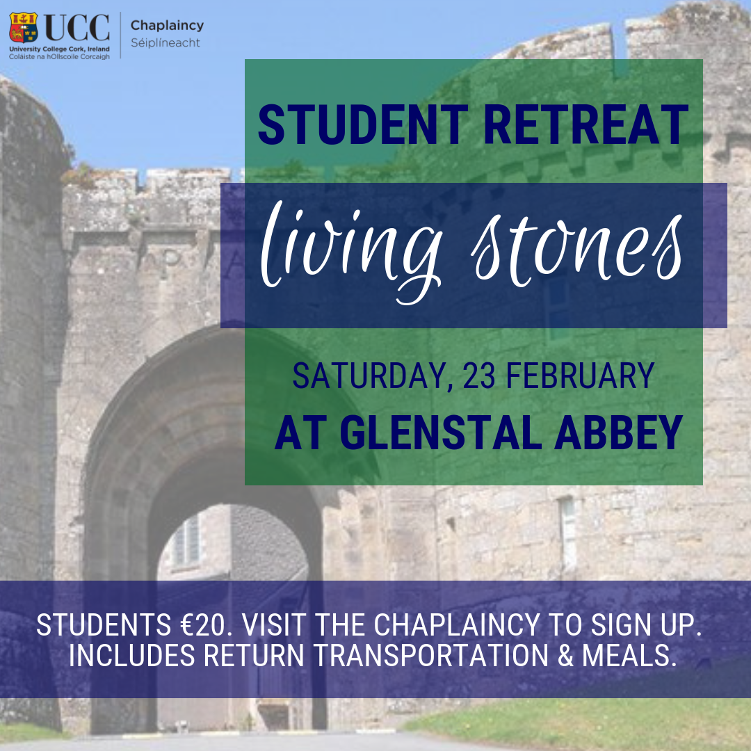 Student Retreat, 23rd February 2019