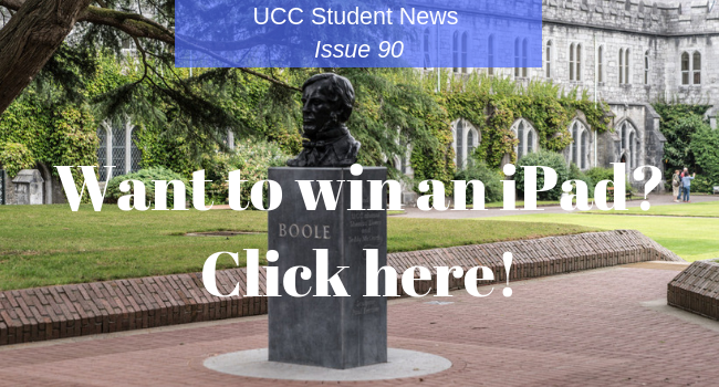 UCC Student News Issue 90