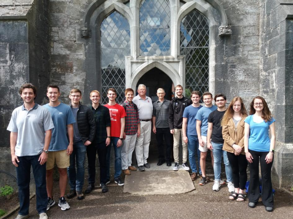 North Carolina State University Visits UCC