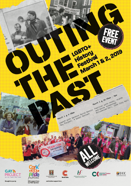 OUTing The Past Festival- March 1st & 2nd