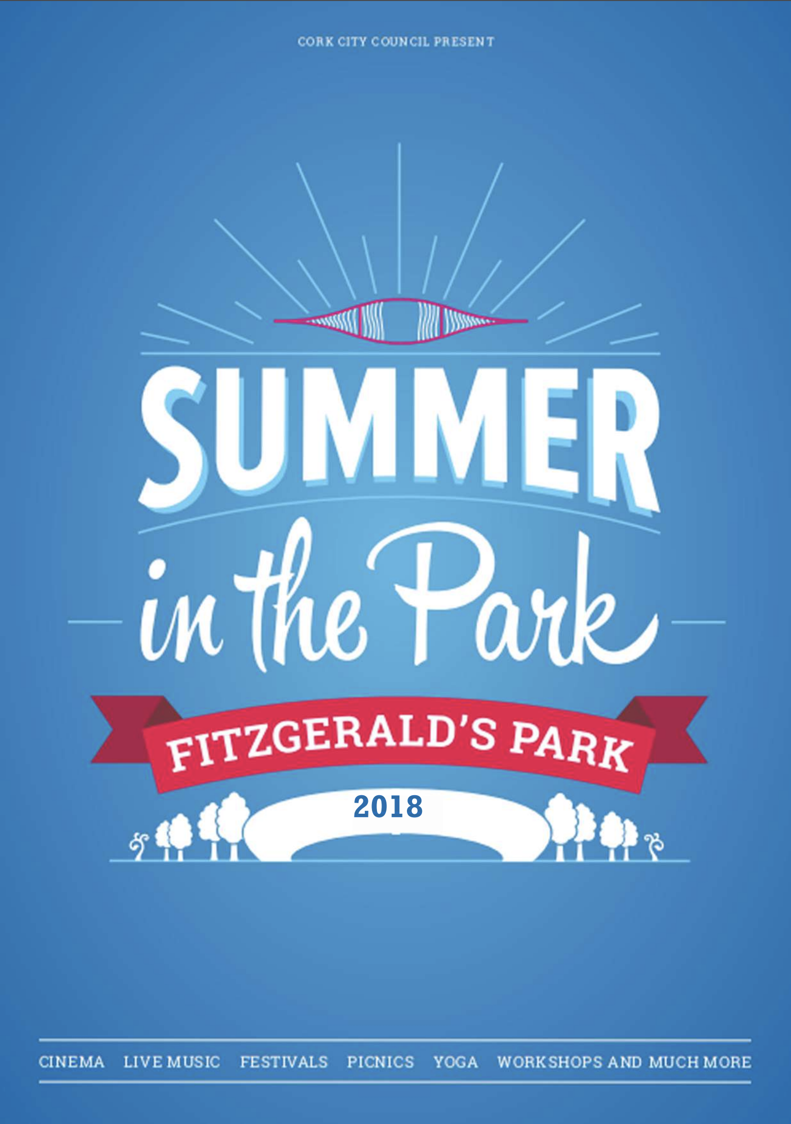 Summer in the Park- Fitzgerald's Park
