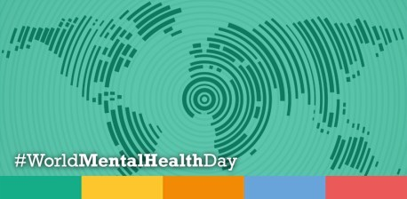 World Mental Health Day - 10th October 2019