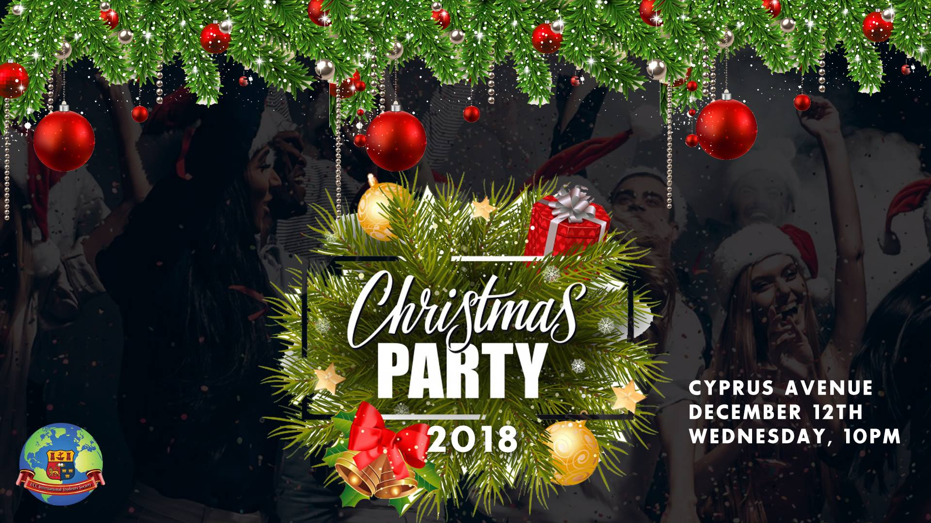 Christmas Party- 12th December