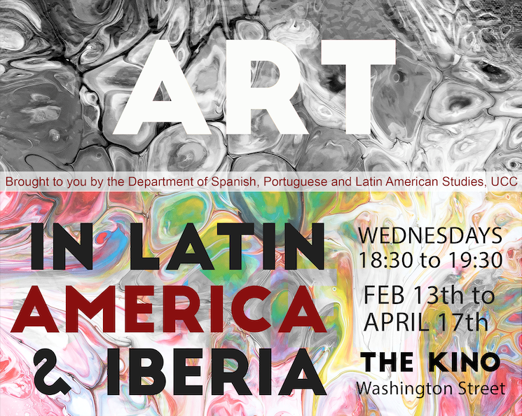Art in Latin America & Iberia, 13-17 April