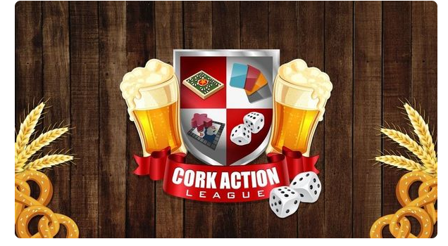 Cork Action League Board Games Night
