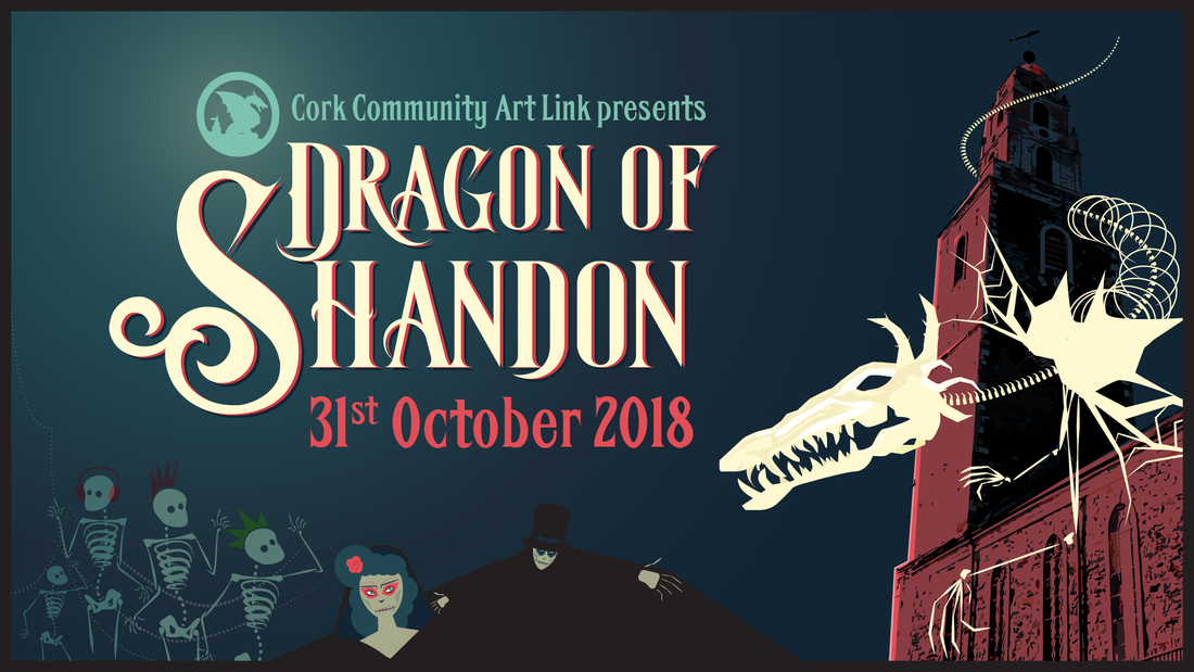 Dragon of Shandon Samhain Parade Tonight