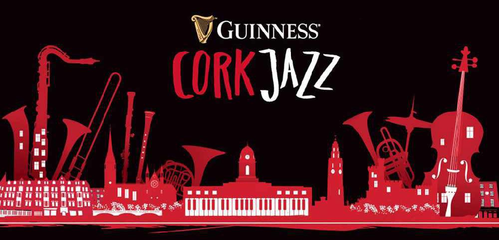 Guinness Cork Jazz Festival 2019 - October 24th-28th