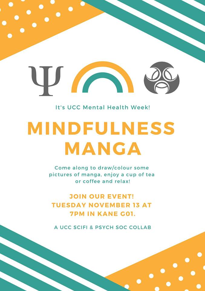 Mindfulness Manga - 13th November