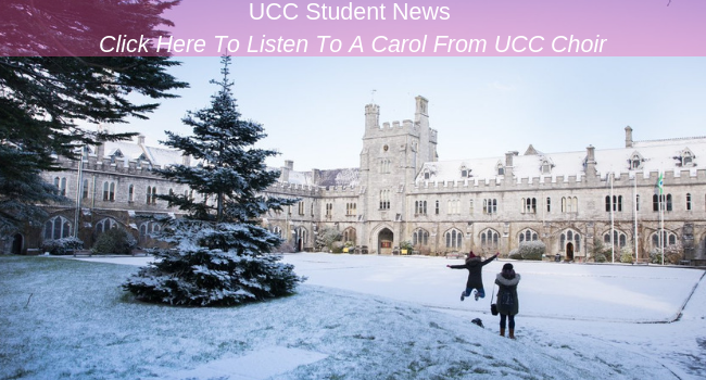 UCC Student Newsletter -Christmas Issue