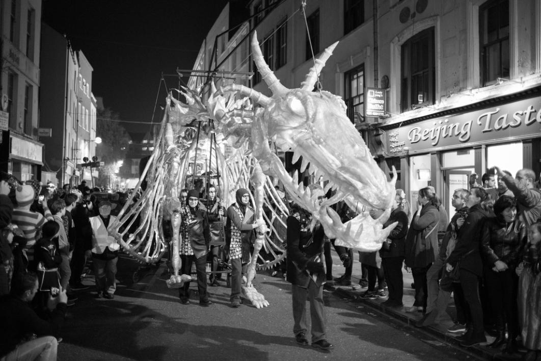 Dragon of Shandon 31 October 2019