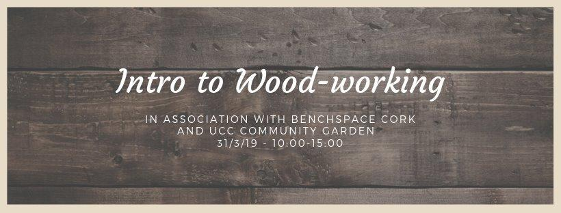 UCC Community Gardens Workshop, 31st March