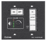 An image depicting an Extron Controller