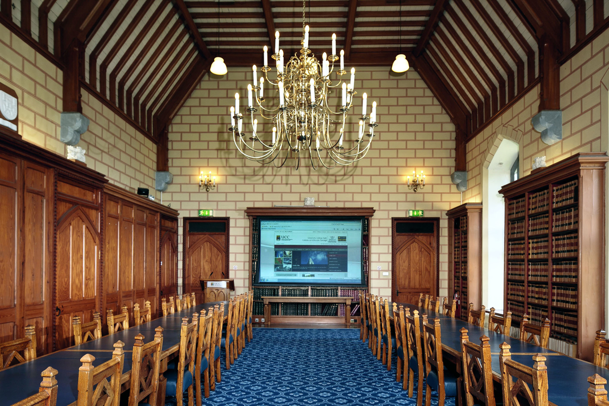 Image result for council room ucc