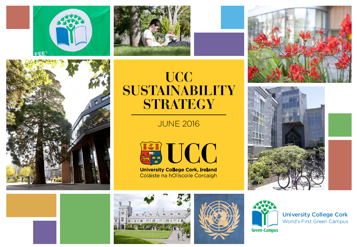 UCC Sustainability Strategy Launch