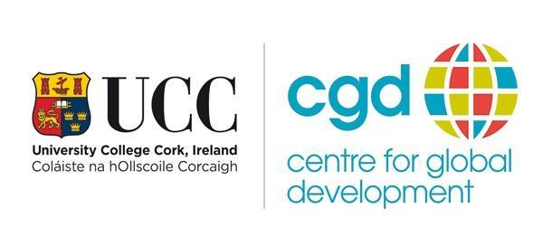 The Launch of the UCC Centre for Global Development (CGD) Strategic Plan, 2019-2022