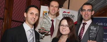 Supply.ie wins Best Company Award at IGNITE's first Awards Ceremony