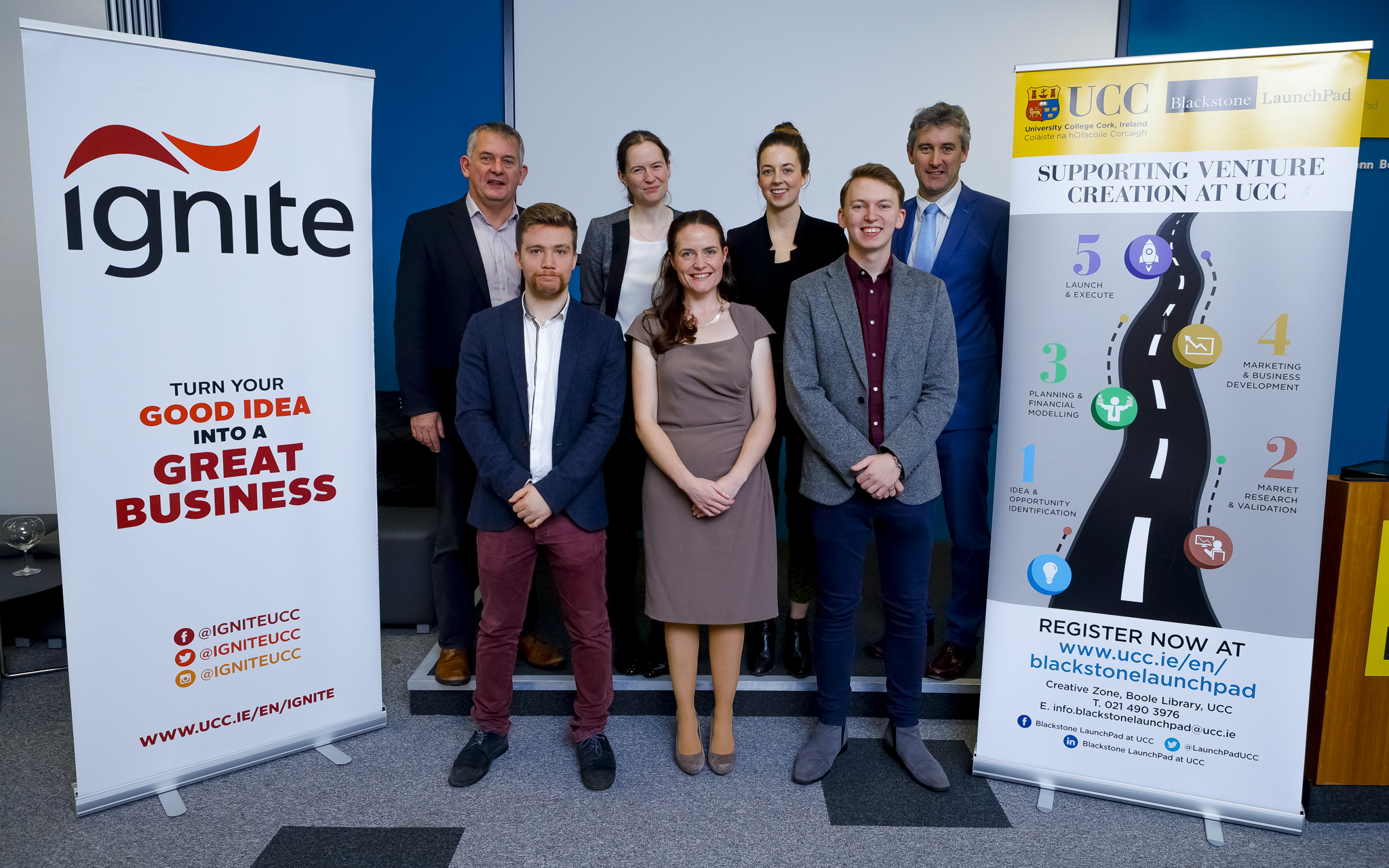 Peckish Named Best Business Idea at UCC Start-Up Workshops