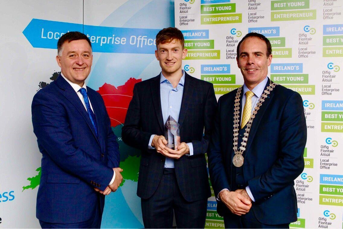 IGNITE wins at Ireland's Best Young Entrepreneur Cork Finals