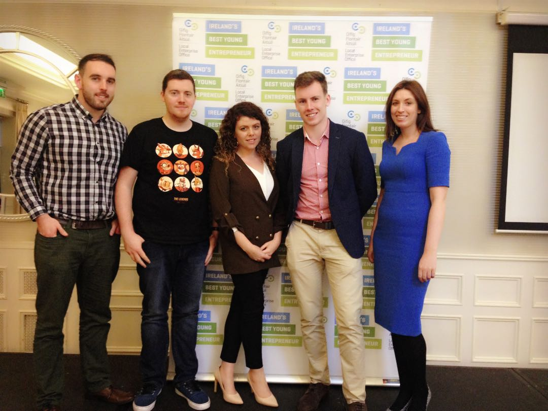 IGNITE at Ireland's Best Young Entrepreneur Cork Boot Camp