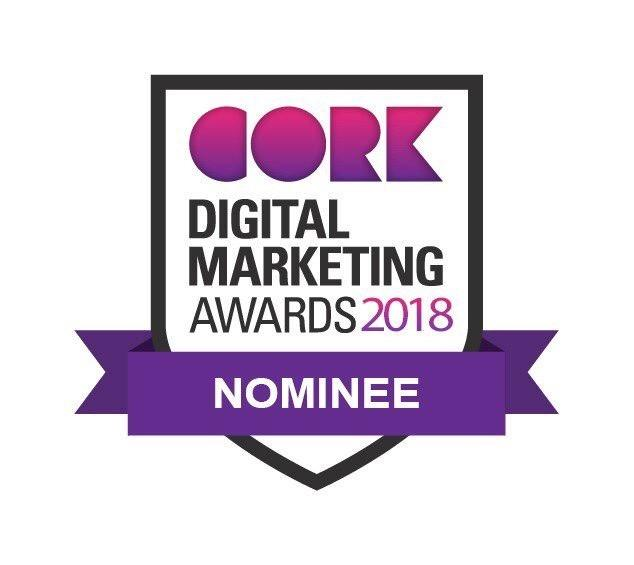 OnTheQT.ie, Evolve Therapy and Shopless nominated for the 2018 Cork Digital Marketing Awards