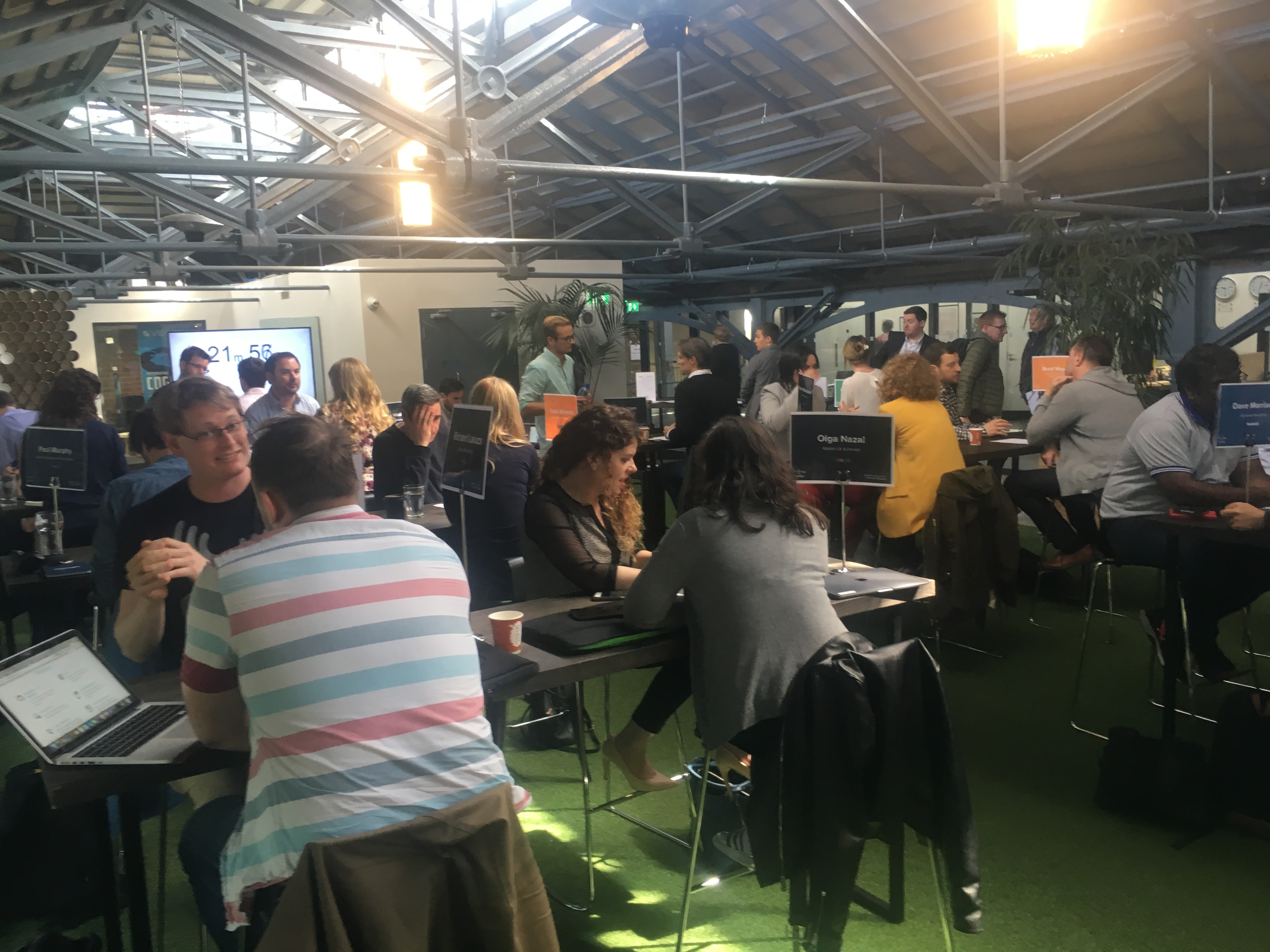 IGNITE hits Dublin for contacts, mentors and talks