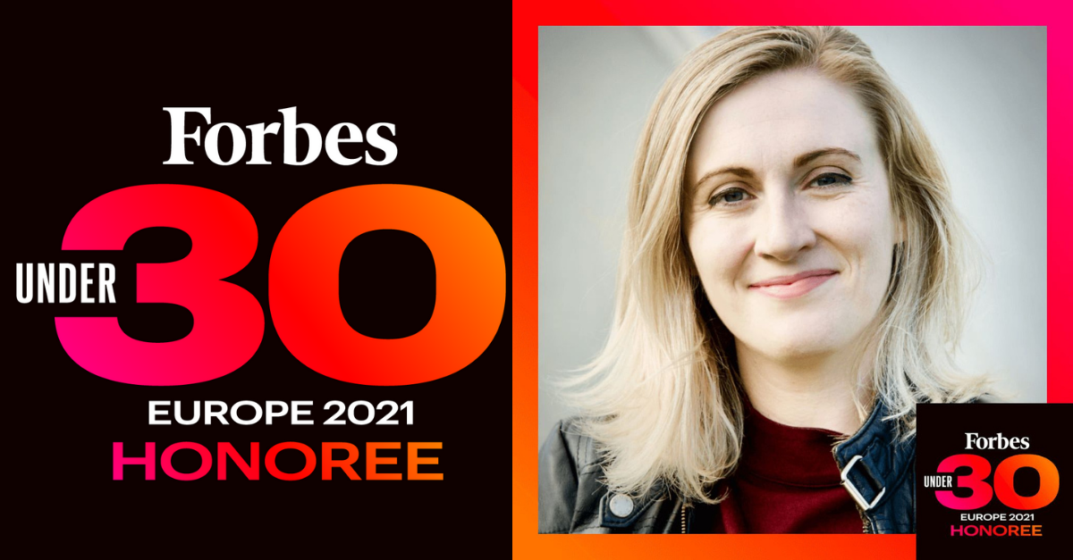 IGNITE Alumni listed in Forbes 30 under 30