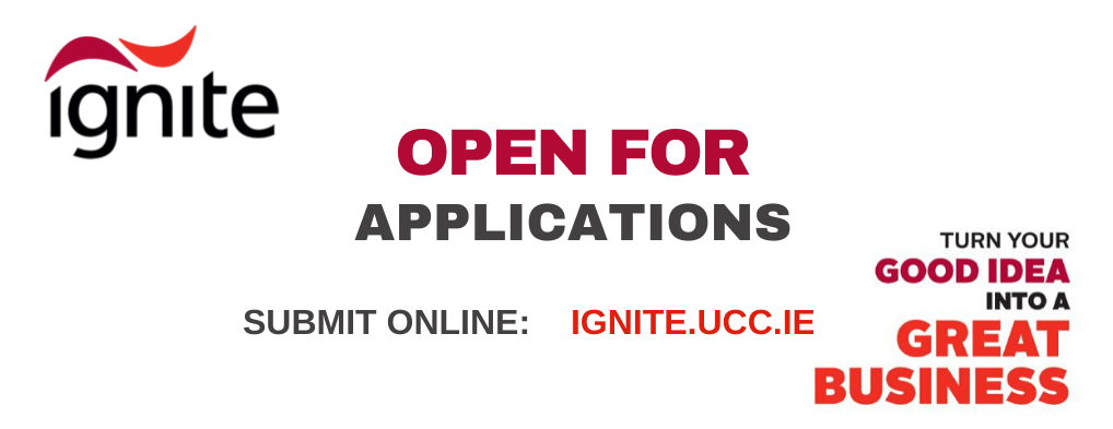 IGNITE is Open for Applications