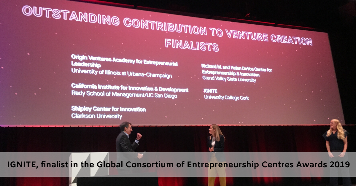Global Entrepreneurship Award