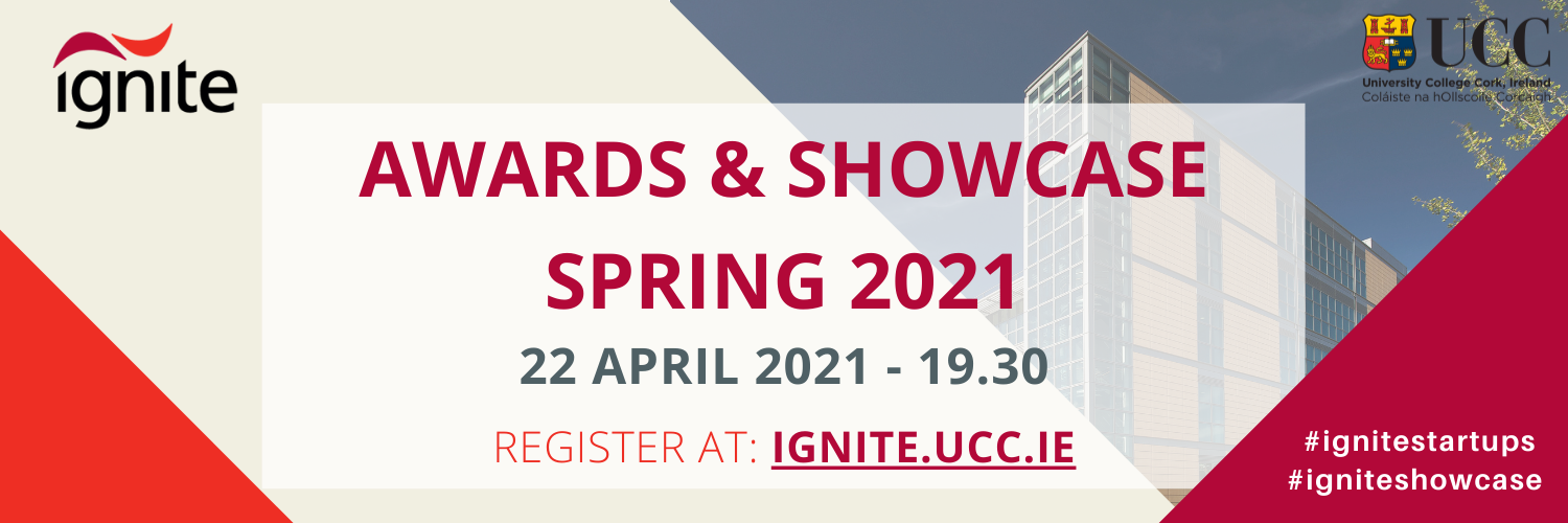 IGNITE Awards and Showcase Spring 2021