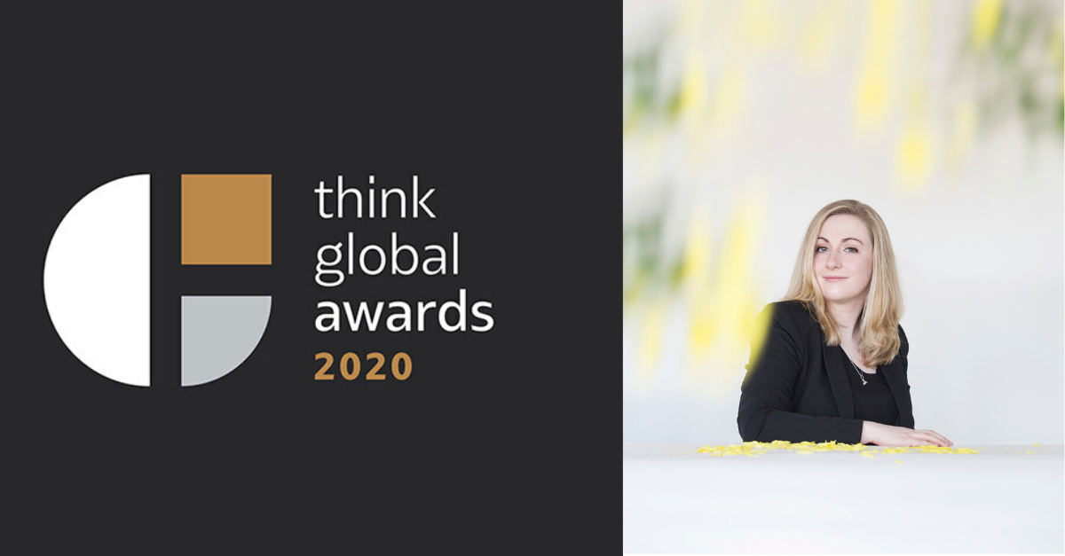 ApisProtect Wins Think Global Start-Up Award