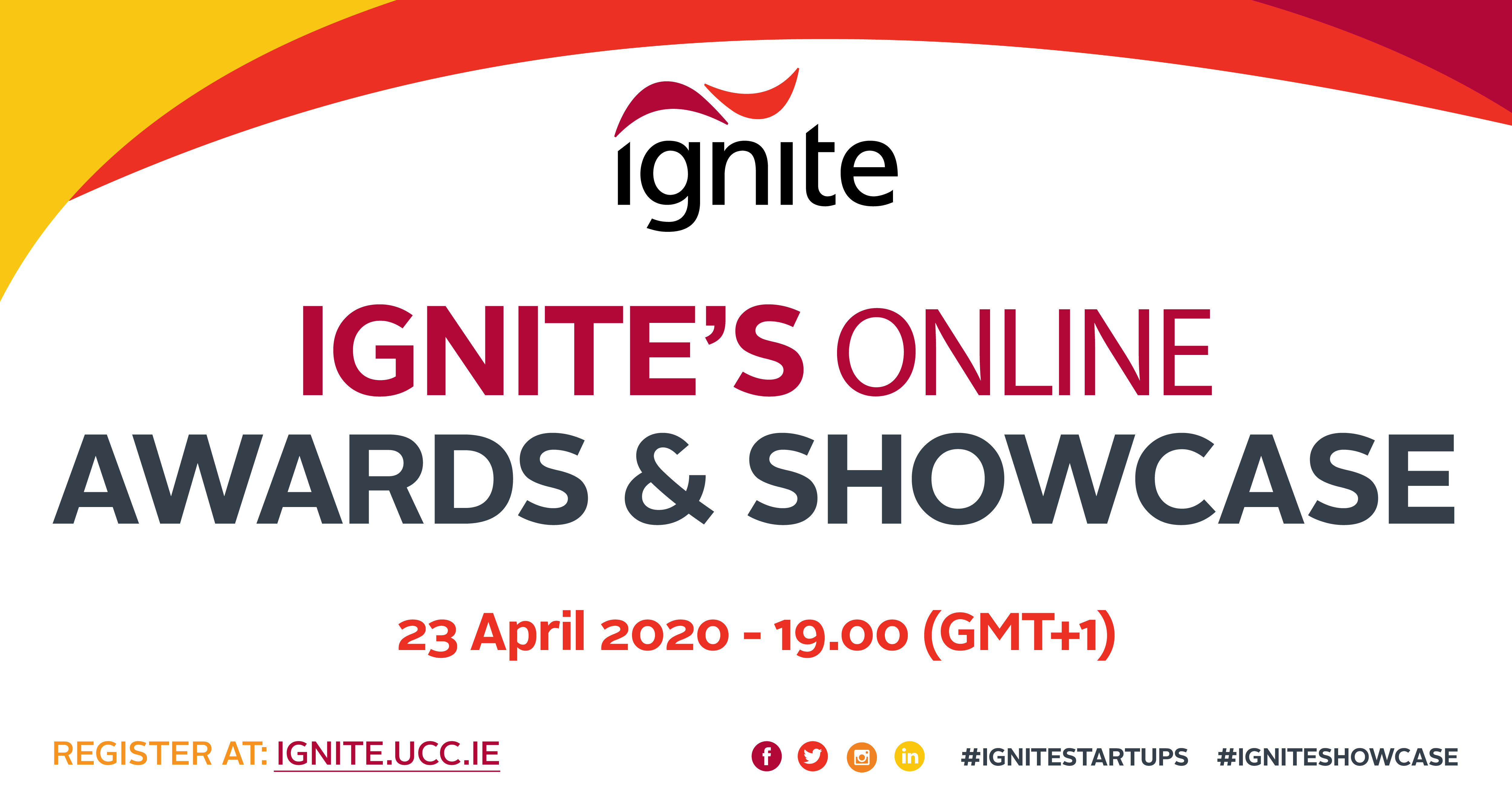 IGNITE's Online Awards and Showcase