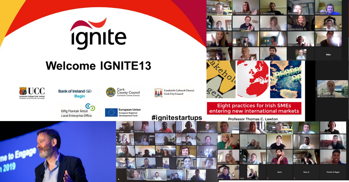 IGNITE Goes Online