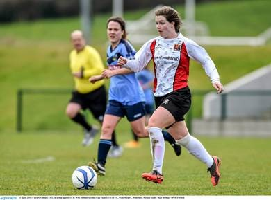 Ciara O'Connell has been selected for the World University Games in South Korea