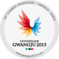 Universiade Gwangju2015 logo