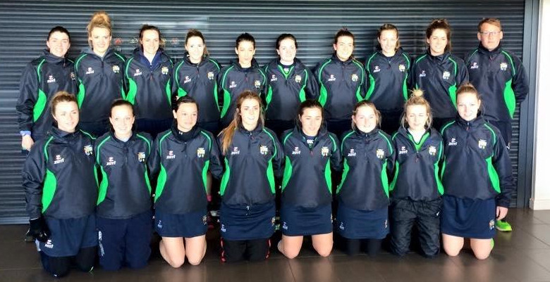 Quercus scholar Clodagh Moloney selected for Irish Universities hockey side